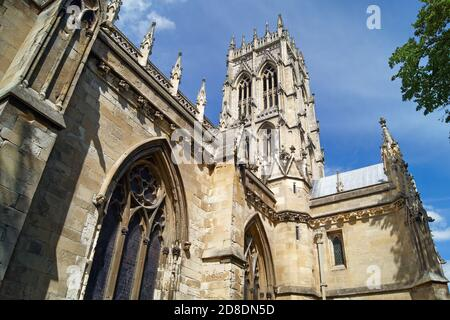 UK,South Yorkshire,Doncaster,St George's Church