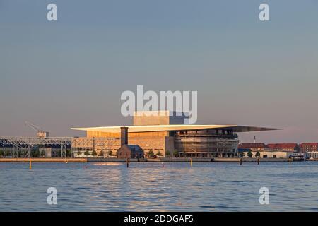 Géographie / voyage, Danemark, Copenhague, opéra national Danemark sur l'isle Holmen, opéra royal, COP, droits supplémentaires-autorisations-Info-non-disponible