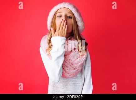 Baiser une adolescente chaude