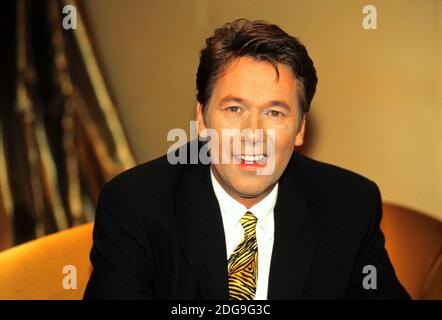 Roland KAISER, 1998. Portrait du chanteur ROLAND KAISER, 1998.
