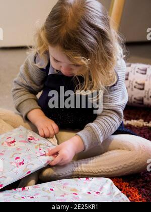Cadeaux de Noël pour tout-petits, Royaume-Uni