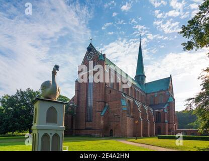 Bad Doberan, Abbaye de Doberan, église, Ostsee (Mer Baltique côte mecklembourgeoise), Mecklenburg-Vorpommern / Mecklenburg-Poméranie occidentale, Allemagne