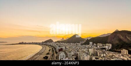 UNE JOURNÉE À RIO EN JANVIER 2021