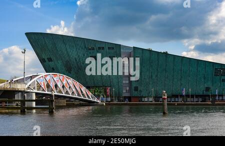 MUSÉE DES sciences NEMO à Amsterdam