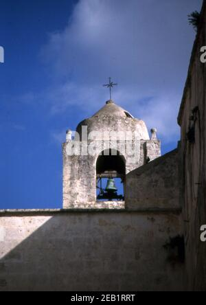Sassari, Sardinai, Italie, Eglise San Pietro in Silki (scanné à partir de colorslide)