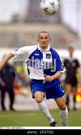 Football - 24/4/00 stock saison 99/00 Robbie Pethick - Bristol Crédit obligatoire de Rovers : champ Images d'action/David