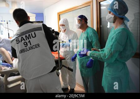 Urgences Covid-19