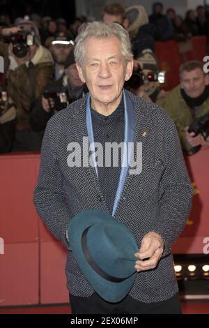 Ian McKennen participant au programme « Mr. Première de Holmes lors du 65e Festival International du film de Berlin le 2015 février 8 2015 à Berlin, Allemagne. 9photo par Viennareport)*** Veuillez utiliser le crédit du champ de crédit ***