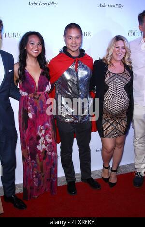 24 avril 2014 - Las Vegas, Nevada - Tony Hsieh. Zappos Couture fêtez 20 ans de mode avec Andre Leon Talley au Smith Center for Performing Arts. Photo Credit: MJT/AdMedia/Sipa USA