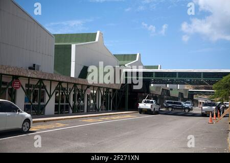 maurice bishop international aéroport st george grenade vents îles à l'ouest indies