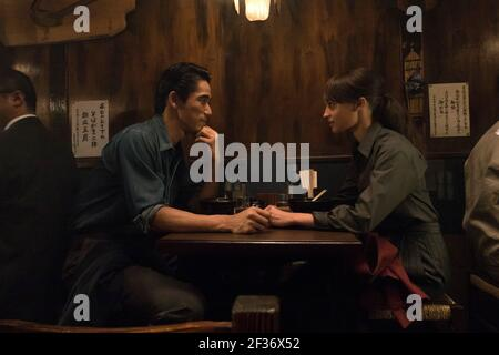 NAOKI KOBAYASHI, ALICIA VIKANDER, OISEAU TREMBLEMENT DE TERRE, 2019, ©MURRAY CLOSE/NETFLIX