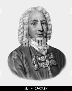 Daniel Bernoulli 1700-1782 mathématicien suisse physicien