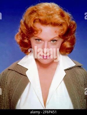 RHONDA FLEMING (1923-2020) actrice et chanteuse américaine vers 1950. Photo: StarPix