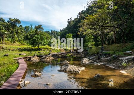 Abba Paradise, Taiton, Bau, Sarawak, Malaisie orientale