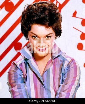CONNIE FRANCIS chanteuse et actrice du film de 1965