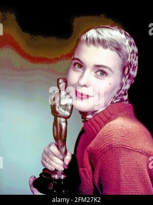 JEAN SEBERG (1938-1979) actrice américaine de cinéma vers 1966