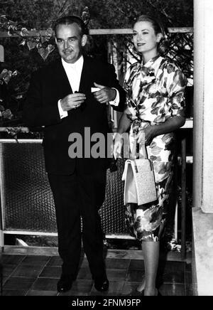 Kelly, Grace, 12.11.1929 - 14.9.1982, actrice américaine, demi-longueur, INFO-AUTORISATION-DROITS-SUPPLÉMENTAIRES-NON-DISPONIBLE