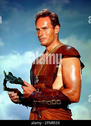 BEN-HUR 1959 MGM film avec Charlton Heston