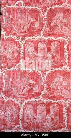 Ameublement - 1827/40 - Conçu par Philippe Wyngaert (flamande, active c. 1820) après gravure de Jean-Pierre-Marie Jazet (Français, 1788-1871