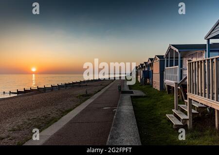 Whitstable - Kent - photographie de la région
