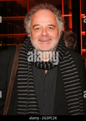 Peter Dreckmann MDR responsable du spectacle au 25ème Gala José Carreras le 12 décembre 2019 Leipzig