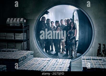 Armée des morts (film de 2021), réalisé par Zack Snyder