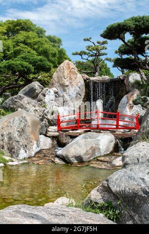 Les jardins japonais de Buenos Aires