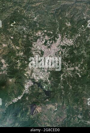 Guatemala, capitale du Guatemala
