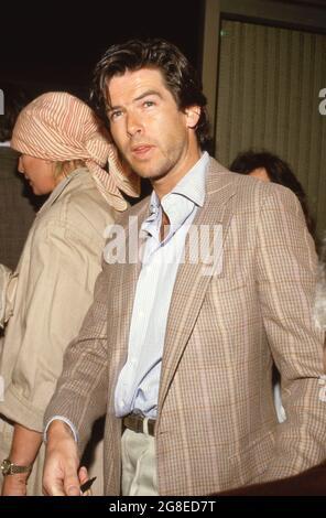 Pierce Brosnan Circa années 80 crédit: Ralph Dominguez/MediaPunch