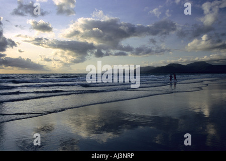 4 Mile Beach, Port Douglas, Queensland, Australie Banque D'Images