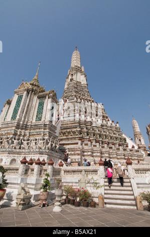 Wat Arun, Bangkok, Thaïlande, Asie du Sud-Est Banque D'Images