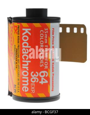 Film Kodachrome Kodak Banque D'Images