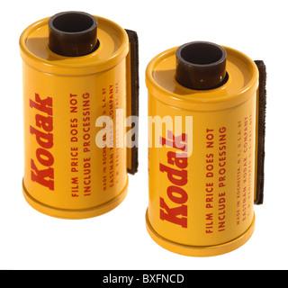 La photographie, appareils photo numériques, accessoires, film Kodak Kodachrome, couleur, film de sécurité, Type Banque D'Images