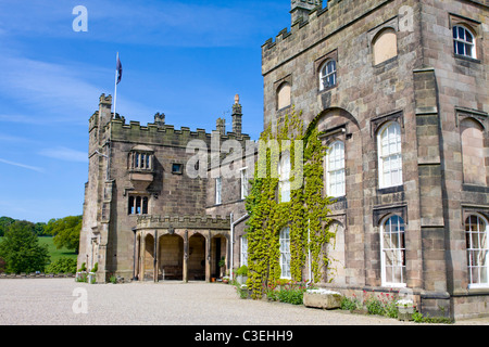 Ripley Castle North Yorkshire UK Banque D'Images