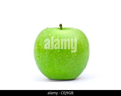 Pomme verte Banque D'Images