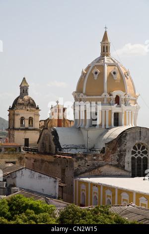 Cartagena de Indias, Colombie Banque D'Images