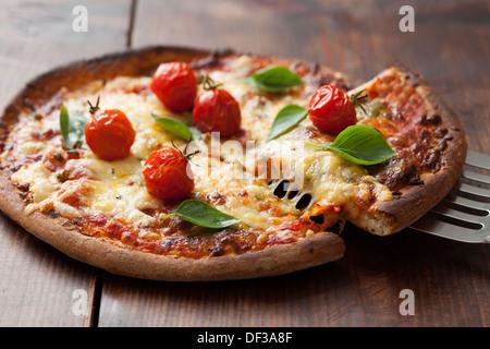 Pizza Banque D'Images