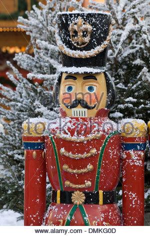 Marché de Noël Winter Wonderland à Hyde Park Londres Angleterre Banque D'Images