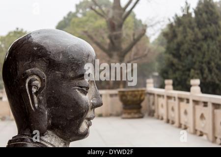 Jardin de l'Humble Administrateur à Suzhou Banque D'Images