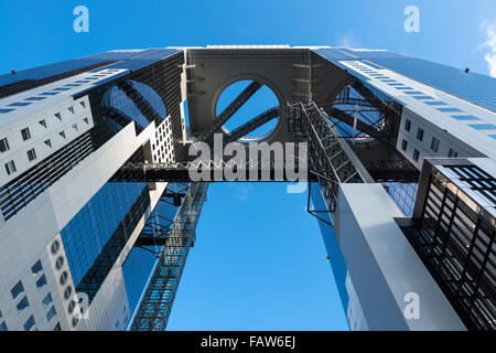 Umeda Sky Building, Osaka, Japon Banque D'Images