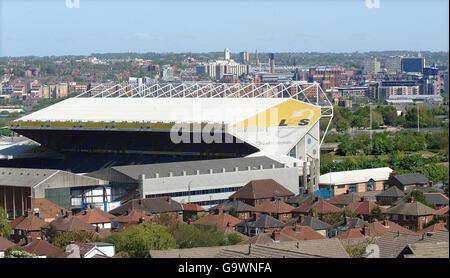 Football - Leeds United - Elland Road Banque D'Images