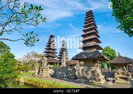 Temple Royal de Mengwi, Pura Taman Ayun Temple, Bali, Indonésie Banque D'Images