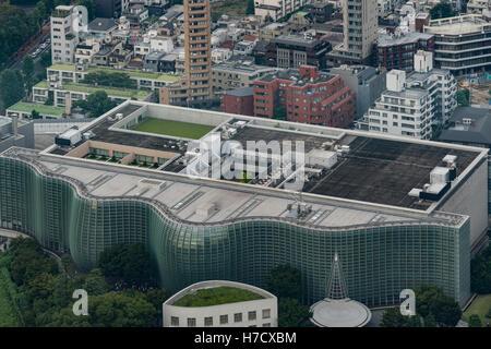 La National Art Center de Tokyo. Banque D'Images