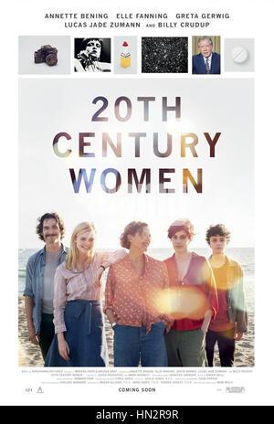 20e siècle les femmes (2016), Mike mills (dir) annapurna photos/moviestore collection ltd Banque D'Images