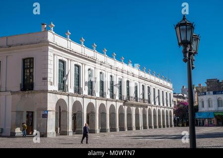 L'Argentine, Cordoba province,Cordoba,plaza San Martin,Cabildo Banque D'Images