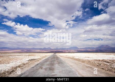 Salar de Atacama, Antofagasta, Chili, southamerica Banque D'Images