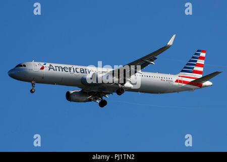 Airbus A321 231 Fuselage 233 Troit Bimoteur De Transport
