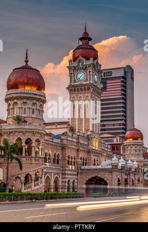Sultan Abdul Samad Building, Merdeka Square, Kuala Lumpur, Malaisie Banque D'Images