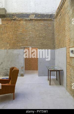 Goldsmiths Centre for contemporary art gallery conçu par assemblage 2018 Banque D'Images
