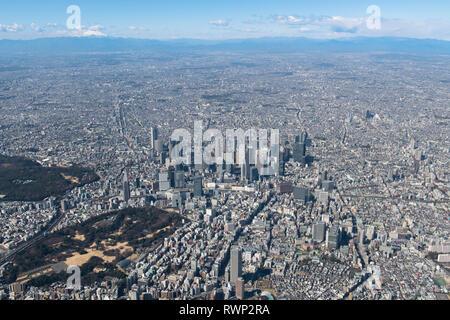 Tokyo, Japon Banque D'Images